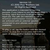 Download Moose Hunting Calls Cell Phone Software